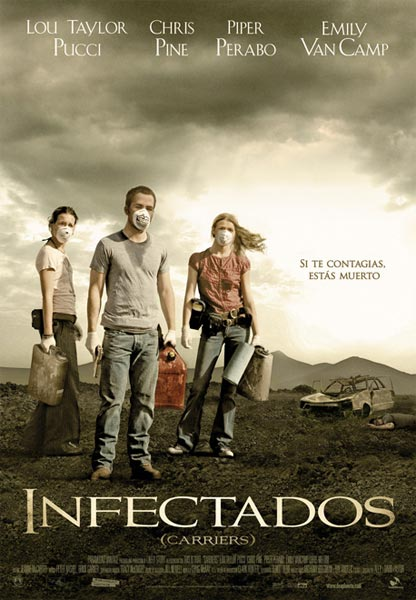 Infectados: Carriers