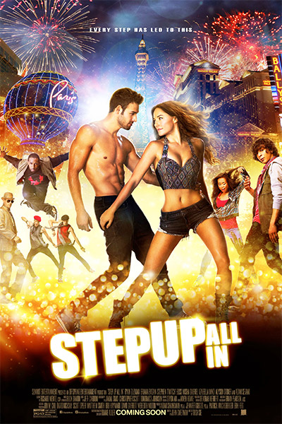 Step Up 5 Todos Unido