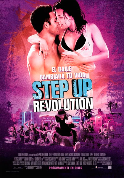 Bailando 4 – Step Up Revolution